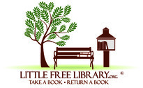 Kensington Avenue Little Free Library logo
