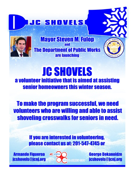 Sign Up For JC  Shovels