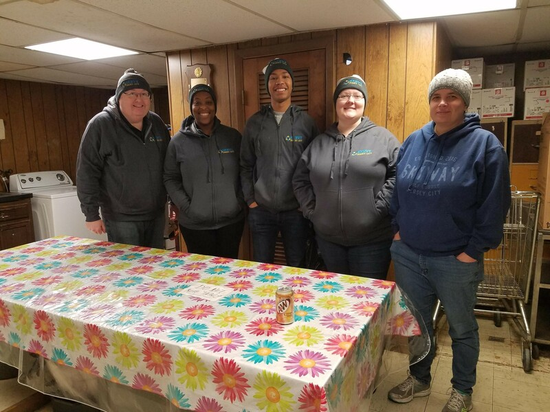 January Newsletter - VISTA MLK Day of Service 2019