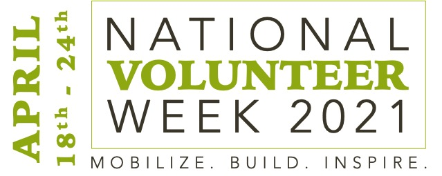 Volunteer Appreciation Week 2021