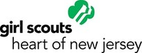 Girl Scouts Heart of New Jersey (GSHNJ) logo